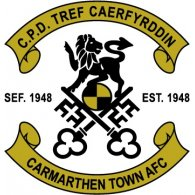 Logo of Carmarthen Town AFC