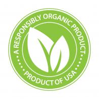 Logo of Responsibly Organic Product