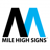Logo of Mile High Signs