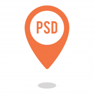 Logo of PSD Travel