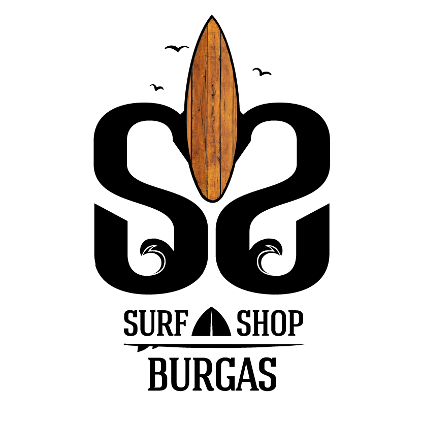 Surf clothing logos