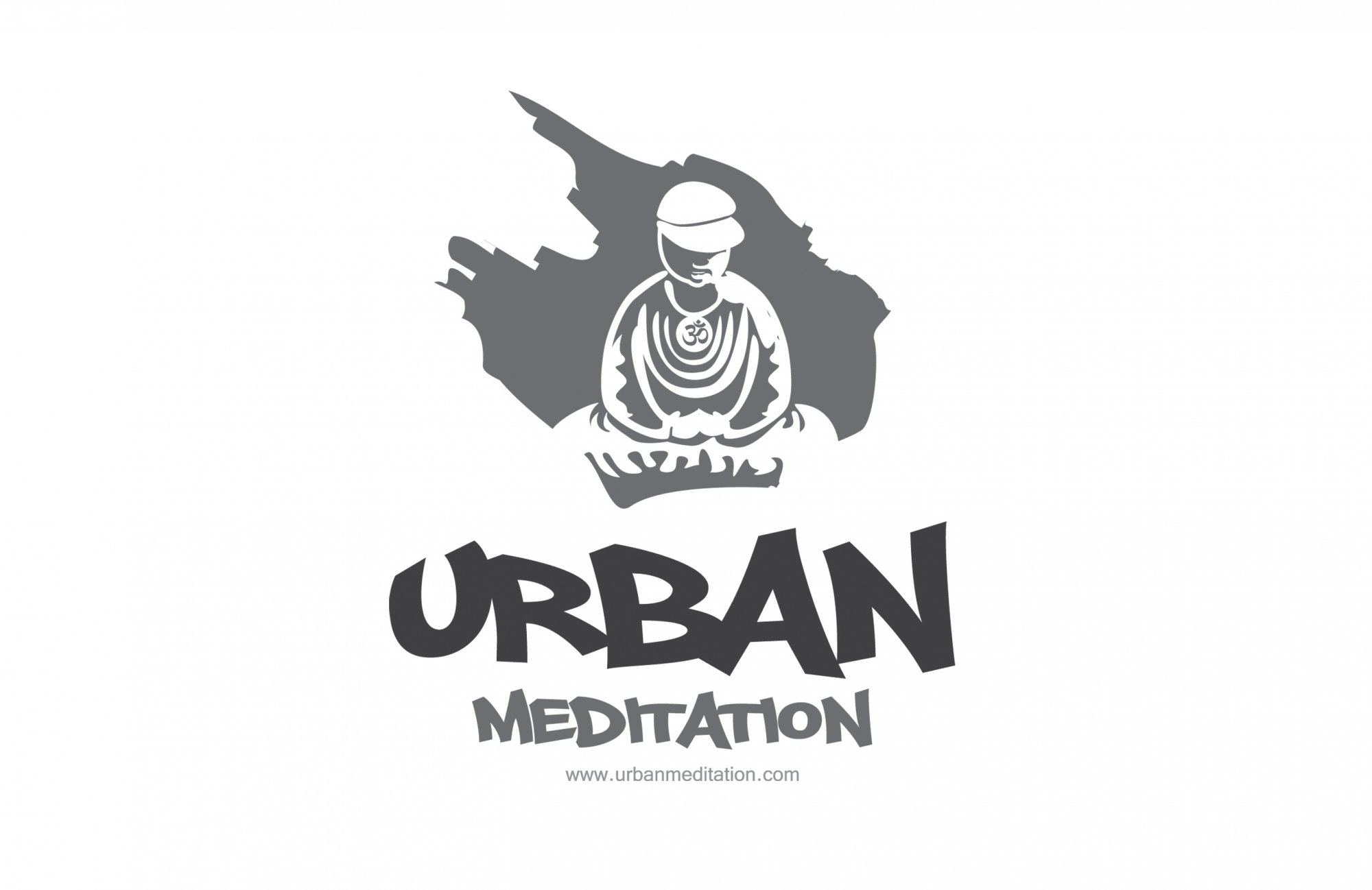urban meditation brands of the world download vector logos and